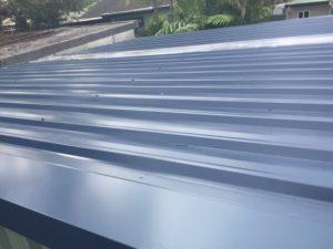 Slate Grey Colourbond Roof