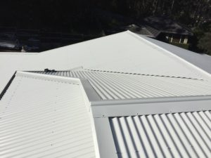 Colourbond Roof White